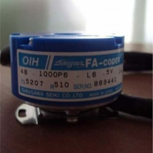 Tamagawa Seiki TS5207N510 Hollowshaft Encoder OIH48 Series