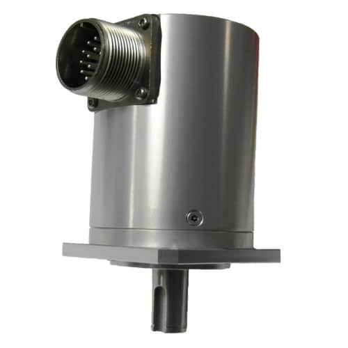 86A Standard Shaft Incremental Encoder