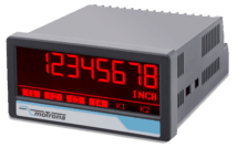 Motrona IX355 touchMATRIX® SSI Indicator for Absolute Encoders