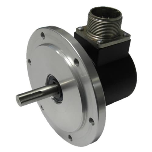 Encoder Technology 744 Standard Shaft Incremental Encoder
