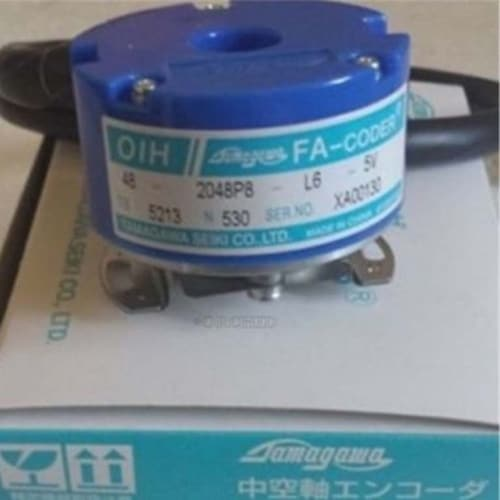 Tamagawa Seiki TS5213N530 Hollowshaft Encoder OIH48 Series